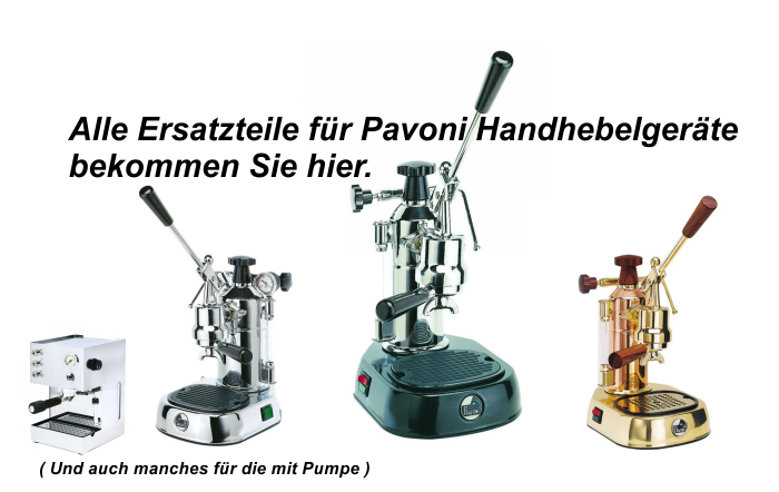 pavoni reparatur repair spare parts shipping ersatzteil versand europa la pavoni hamburg. Black Bedroom Furniture Sets. Home Design Ideas