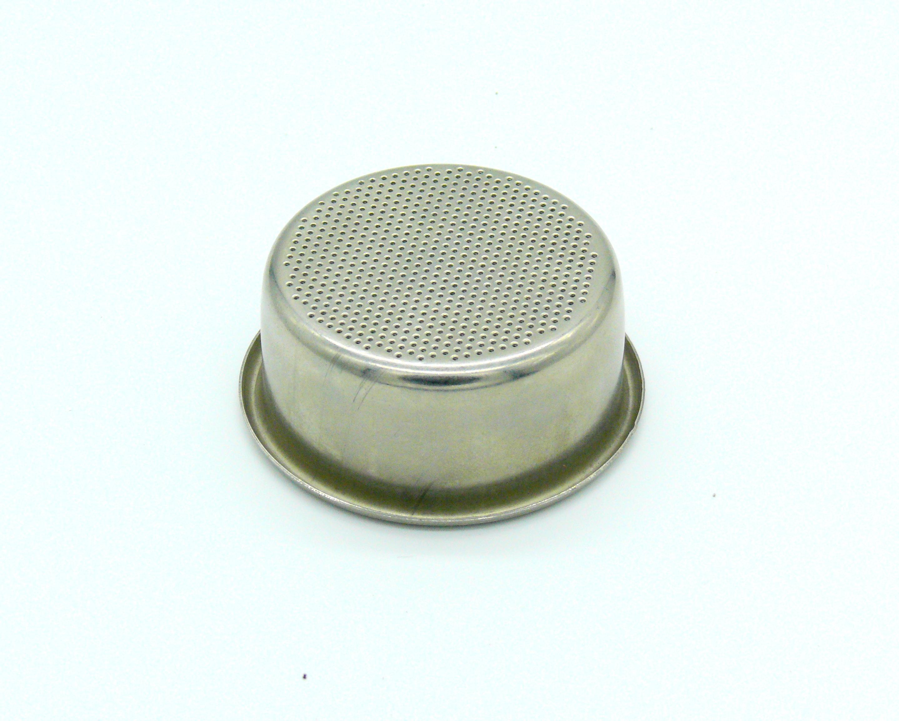 La-Pavoni Kaffeesieb für Espressomaschine 2 Tassen ø 60mm Höhe 25mm